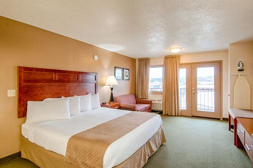 Park Tower Inn - Pigeon Forge - Makuuhuone