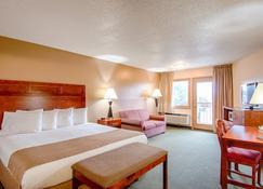 Park Tower Inn - Pigeon Forge - Bedroom