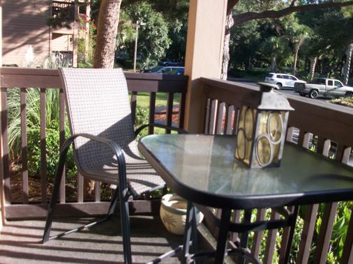 Hilton Head Island Beach & Tennis Resort - Hilton Head Island - Balcony