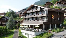 Hotel Bären Wengen - The place to rest - Lauterbrunnen - Gebäude