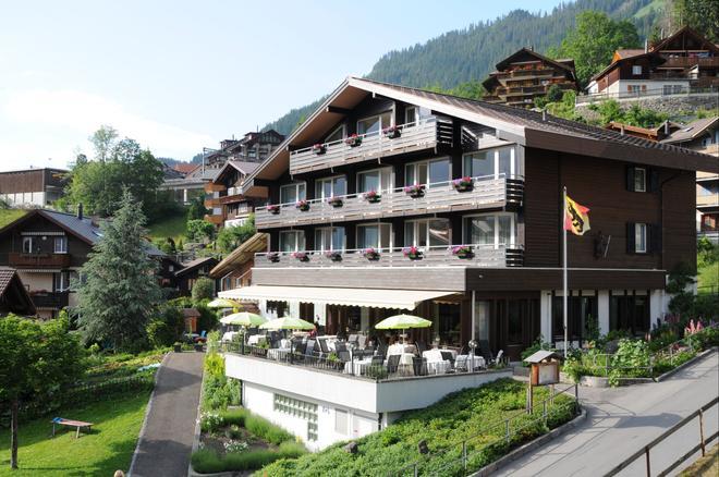 Hotel Bären Wengen - The place to rest - Lauterbrunnen - Toà nhà