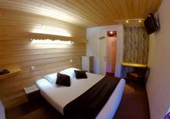 Hôtel Loisirs Les Côtes, Résidence Et Chalets - Morzine - Phòng ngủ