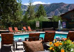Juniper Springs Resort - Mammoth Lakes - Pool