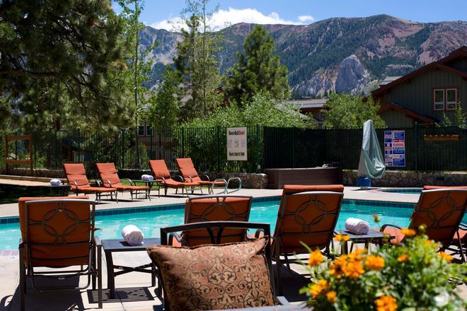 Juniper Springs Resort - Mammoth Lakes - Pool