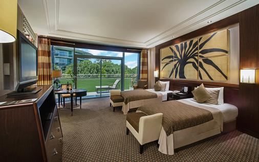 Calista Luxury Resort - Belek - Bedroom