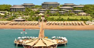 Calista Luxury Resort - Belek - Edificio