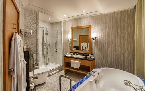 Calista Luxury Resort - Belek - Bathroom