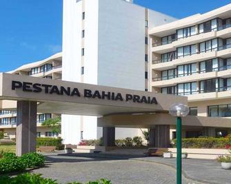 Pestana Bahia Praia - Vila Franca do Campo - Building