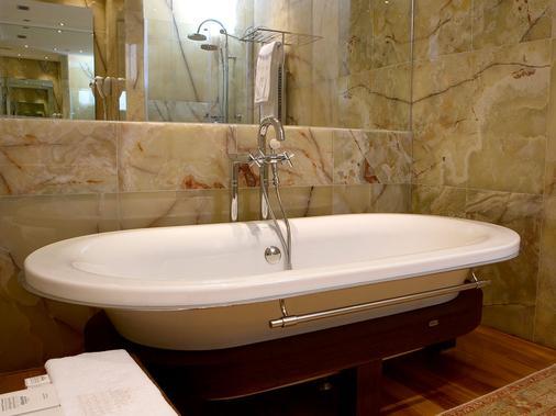 Mirador de Dalt Vila - Thị trấn Ibiza - Phòng tắm