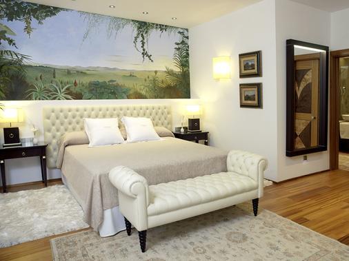 Hotel Mirador de Dalt Vila - Ibiza - Bedroom