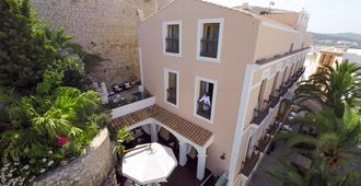 Mirador De Dalt Vila - Ibiza - Edifício