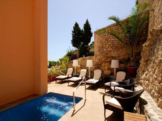 米拉多爾德達爾特維拉酒店 - 依比薩 - 伊維薩鎮 - 游泳池