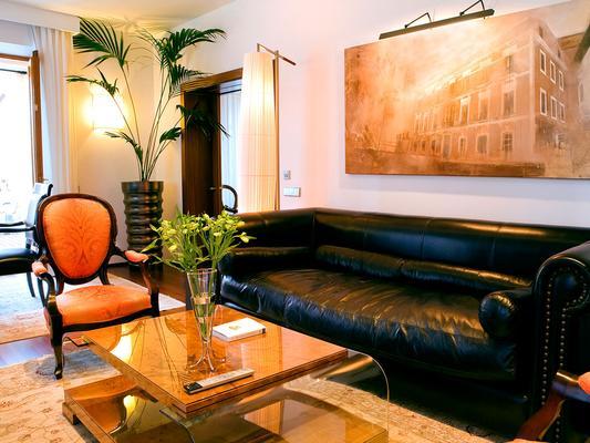 米拉多爾德達爾特維拉酒店 - 依比薩 - 伊維薩鎮 - 大廳