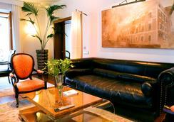Hotel Mirador de Dalt Vila - Ibiza - Lobby