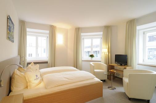 Hotel Blauer Bock - München - Makuuhuone