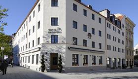 Hotel Blauer Bock - Munich - Bâtiment