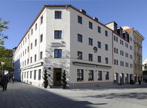 Hotel Blauer Bock - München - Rakennus