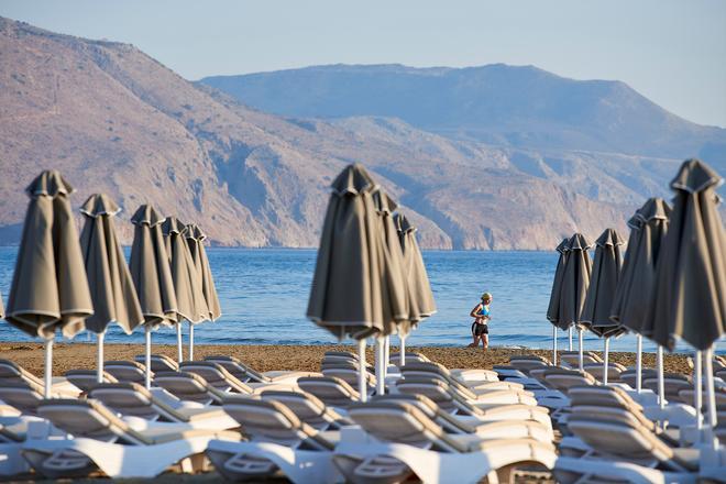 神話皇宮溫泉渡假村 - 喬歐多普利思 - 耶奧伊烏波利斯 - 海灘