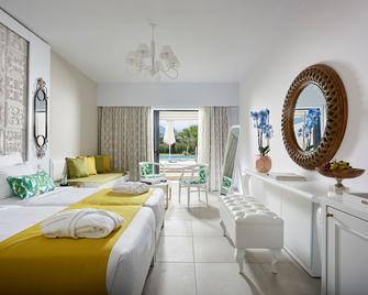 Mythos Palace Resort & Spa - Georgioupoli - Bedroom