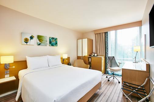 Hilton Garden Inn Bristol City Centre - Bristol - Phòng ngủ