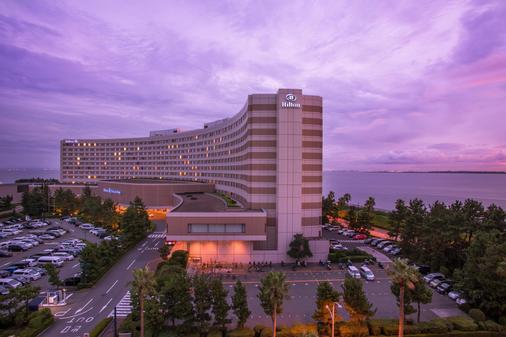 Hilton Tokyo Bay - Urayasu - Building
