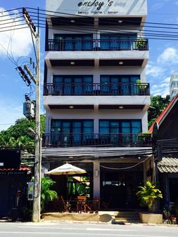 Enjoy's Beach House Karon - Karon - Building