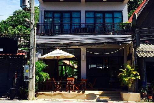 Enjoy's Beach House Karon - Karon - Building