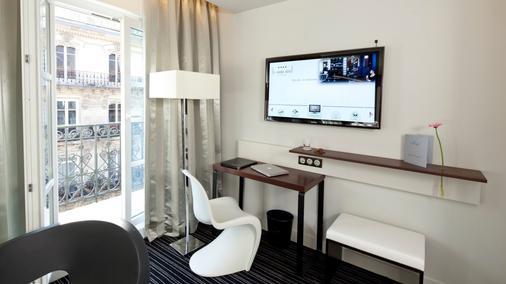Le Grand Hotel Grenoble Centre - Grenoble - Living room