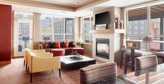 Sonder - District 600 - Minneapólis - Sala de estar