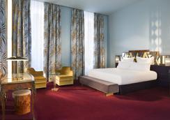 聖馬可水療酒店 - 巴黎 - 巴黎 - 臥室