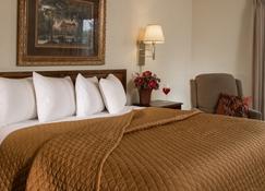 Foothills Inn - Rapid City - Bedroom