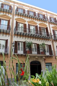 Hotel Palazzo Sitano - Παλέρμο - Κτίριο
