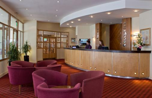 Bedford Hotel, London - London - Front desk
