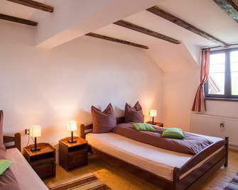 Casa Mosului - Cîrţişoara - Bedroom