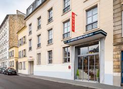 Hôtel Richaud - Versailles - Bâtiment