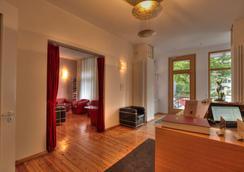 Hotel Johann - Berlin - Phòng khách