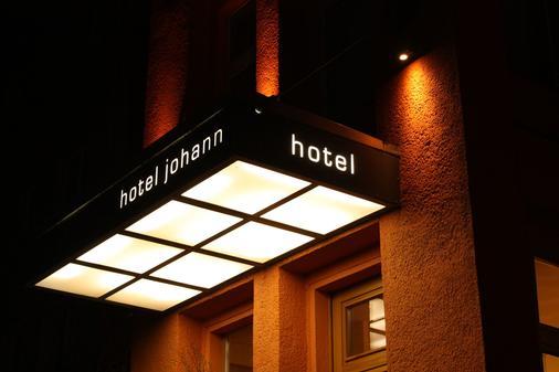 Hotel Johann - Berlin - Cảnh ngoài trời
