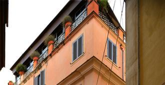 Hotel Trevi - Rome - Building