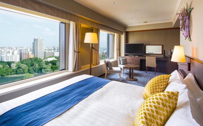 Premier Hotel Nakajima Park Sapporo - Sapporo - Makuuhuone