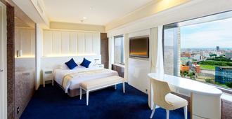 Premier Hotel Nakajima Park Sapporo - Sapporo - Phòng ngủ