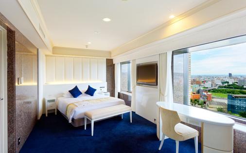 Premier Hotel Nakajima Park Sapporo - Sapporo - Bedroom