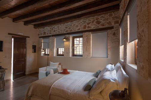 瑟樂尼斯瑪精品酒店 - 干尼亞 - 哈尼亞 - 臥室