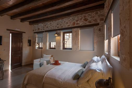 Serenissima Boutique Hotel - Chania - Bedroom