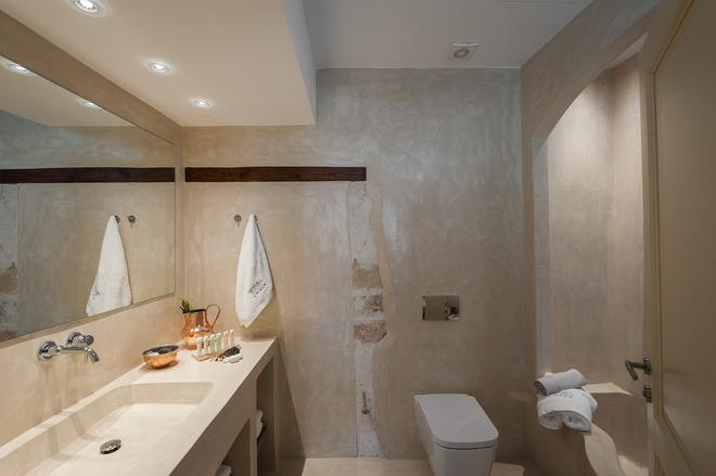Serenissima Boutique Hotel - Chania - Bathroom