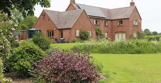 Holly Meadow Farm - Ashbourne - Rakennus