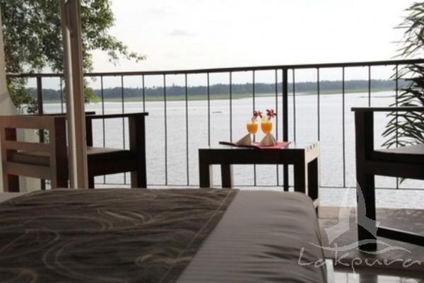 Lake Wind Hotel - Tissamaharama - Balcony