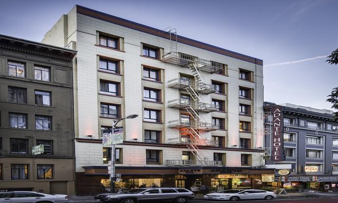 Adante Hotel - San Francisco - Toà nhà