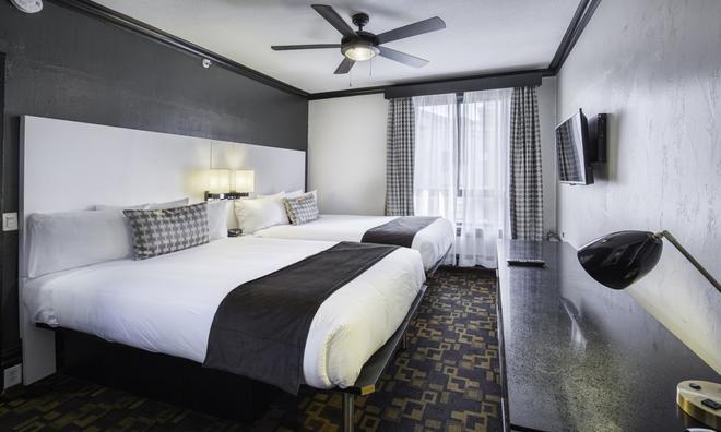 Adante Hotel - San Francisco - Phòng ngủ