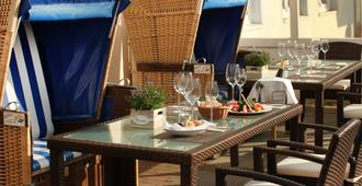 Lindner Strand Hotel Windrose - Wenningstedt-Braderup - Restaurante