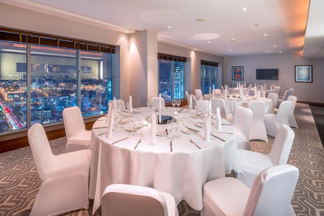 Hilton Warsaw Hotel and Convention Centre - Warsaw - Banquet hall